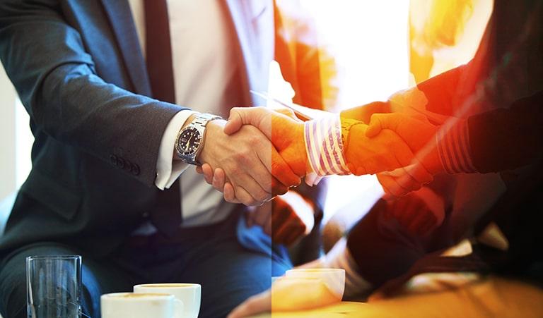 BUSINESS ACQUISITIONS & JOINT VENTURES